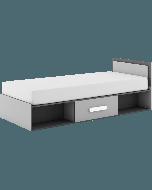 Säng med madrass & förvaring Play PL-16