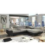 Bäddsoffa med divan Armando - Europa möbler billigt online