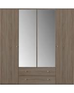 Garderob 200 Spegel OPTIMO 1