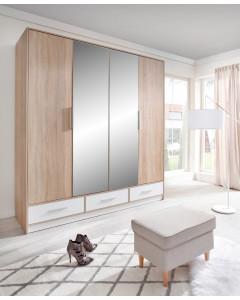 Garderob ISKO 1 Spegel - Europa möbler billigt online