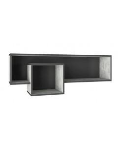 Vägghylla NANO 12 - Billiga möbler online