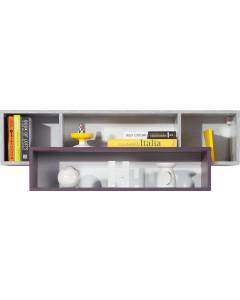 Vägghylla ZOOM 11 - Europa möbler billigt online