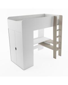 Łóżko piętrowe TOM z materacem TM-01