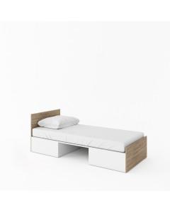 Säng med madrass Tecto TE-13 - Billiga möbler online
