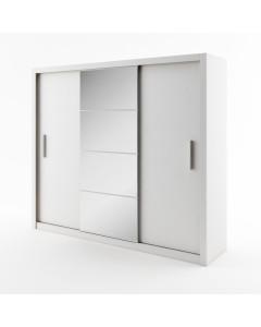 Garderob med skjutdörrar 3D Idea ID-01