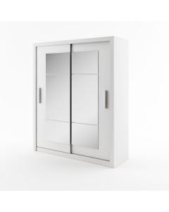 Garderob med skjutdörrar 2D Idea ID-02