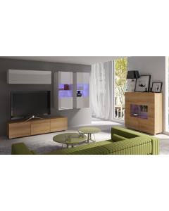 TV-möbelset Calabrini 6
