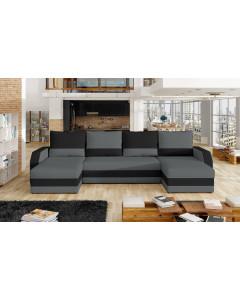 Sofa z dwoma wypoczynkami Marion