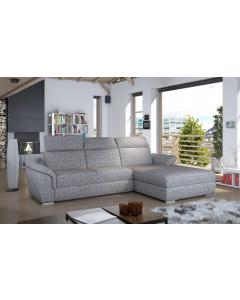 Sofa z funkcją spania i wypoczynkiem Trevisco
