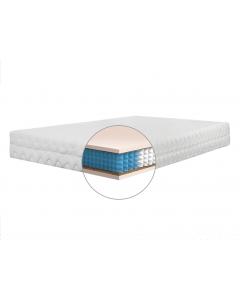 Sängskåp Concept Pro Vit 140x200cm - Vertikalt